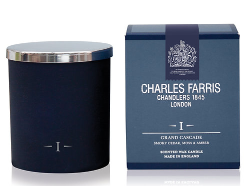 Grand Cascade Scented Candle - Charles Farris front