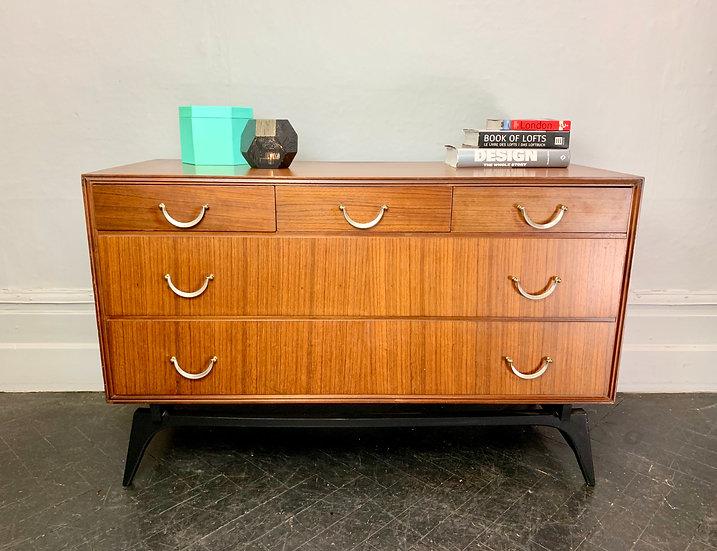 Small Vintage Sideboard Drawers Meredew #D127