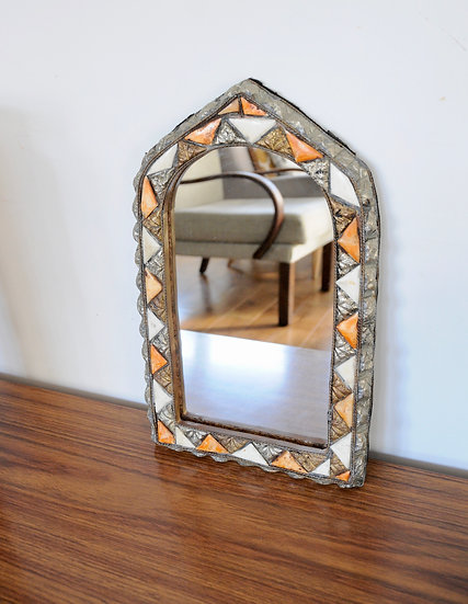 MIDDLE EASTERN DECORATIVE WALL MIRROR