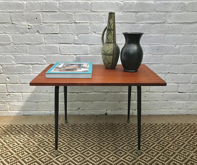 RETRO RECTANGULAR COFFEE TABLE