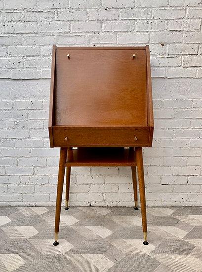 Vintage Desk Drinks Cabinet #D134