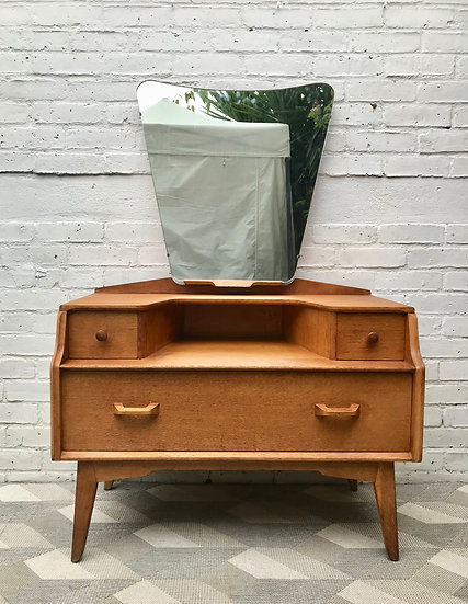 G Plan Dressing Table With Mirror #604