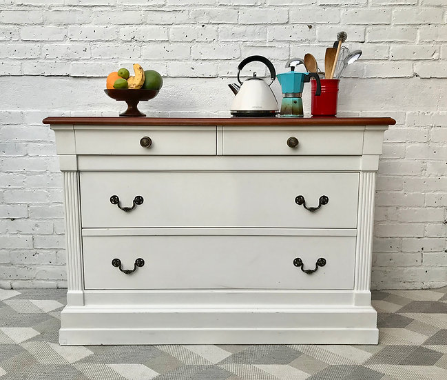 Chest of Drawers Commode Kitchen Sideboard #207