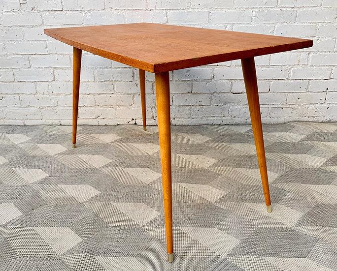Vintage High Coffee Table German corner