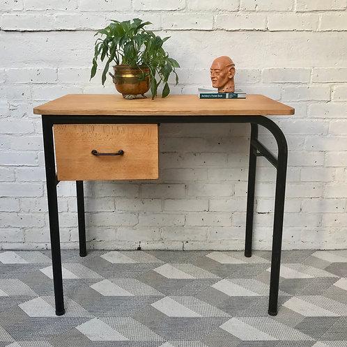 Vintage Retro Desk with Drawer #514
