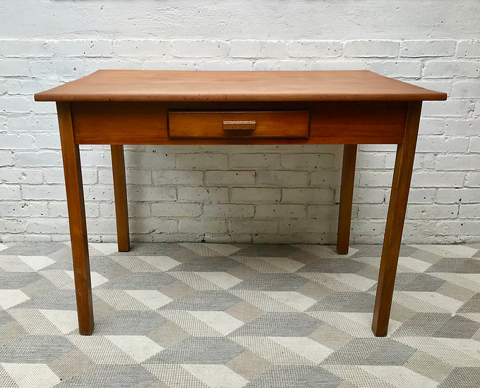 Vintage Retro Kitchen Table Desk #592