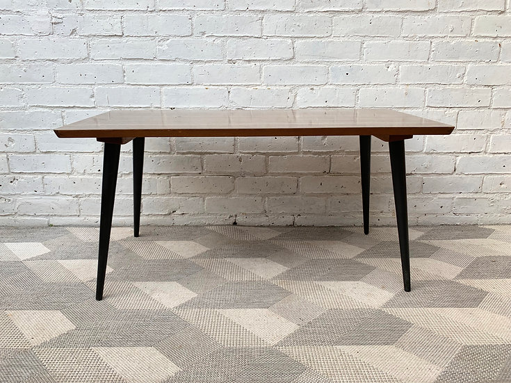 Vintage Coffee Table Formica #D135