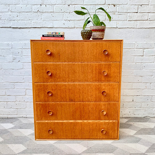 Vintage Chest of Drawers Meredew #D176