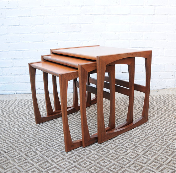 G Plan Nested Side Tables