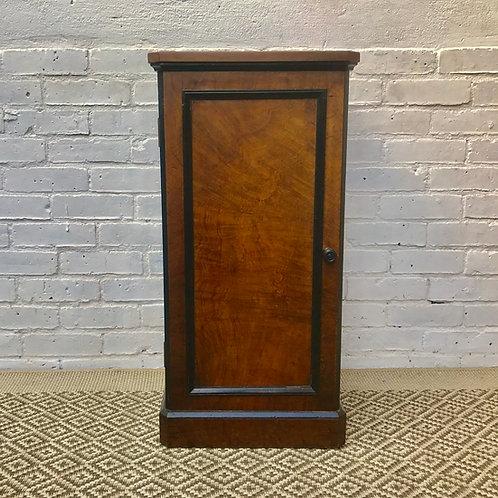 Victorian Vintage Bedside Table Cabinet #414
