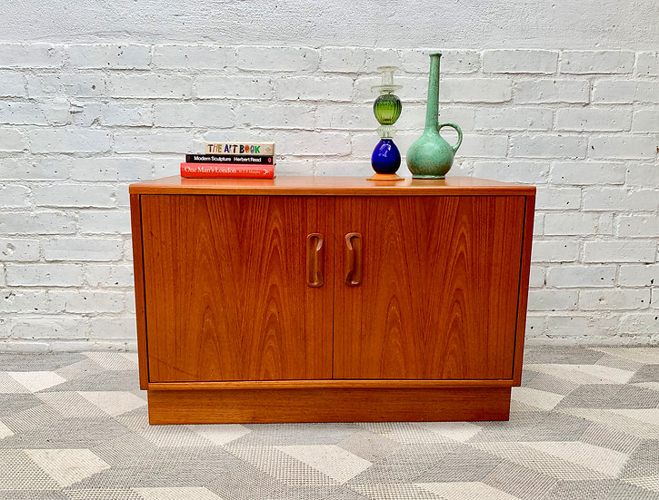 Vintage G Plan Cabinet Small Sideboard #D168