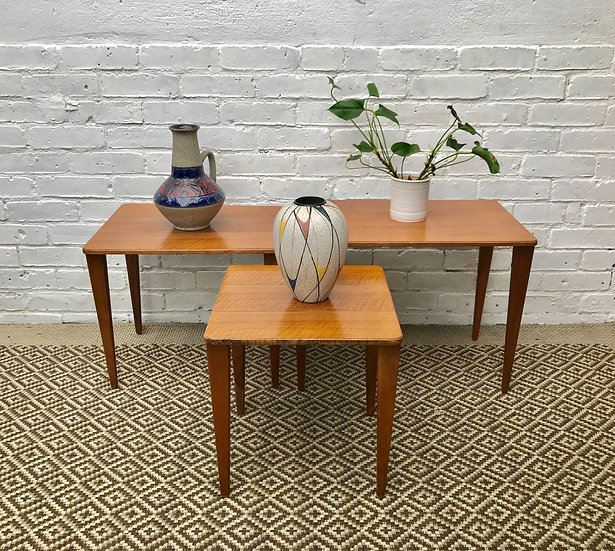 GORDON RUSSELL NESTED TABLES