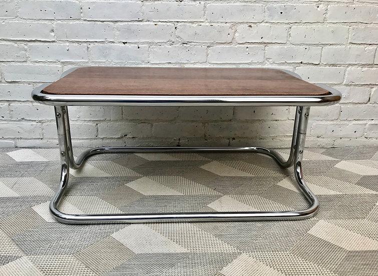 Retro Chrome Coffee Side Table #600