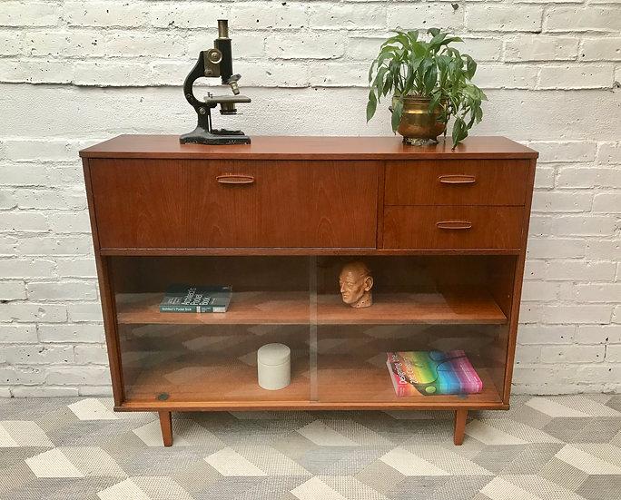Vintage Retro Sideboard Cabinet Bureau #499