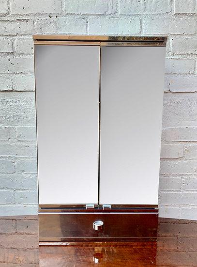 Metal Medicine Cabinet With Mirror #892