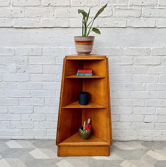 Small G Plan Corner Shelves #D351