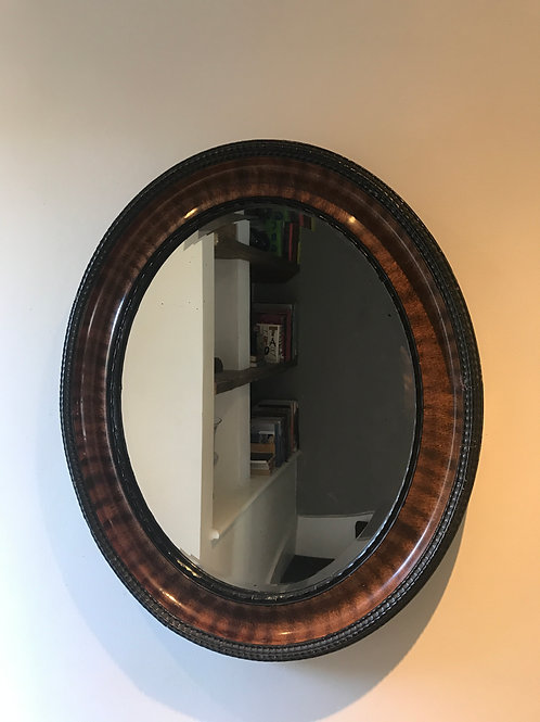 OVAL MIRROR 30s 40s ca