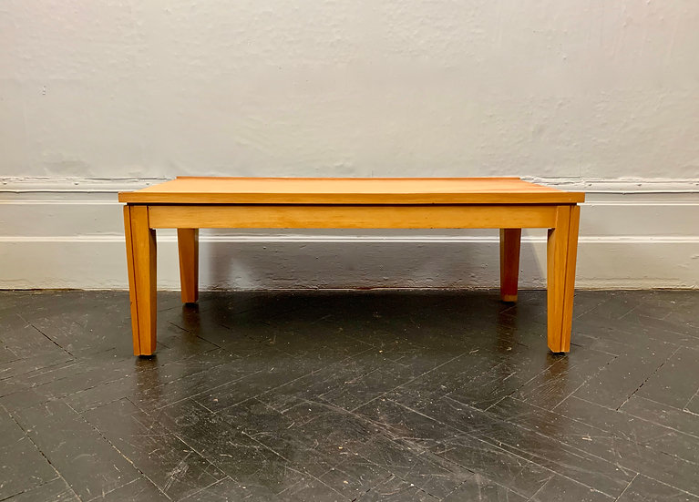 Vintage Retro Coffee Side Table #D29