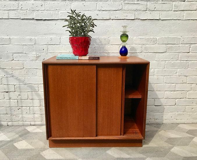 Vintage G Plan Cabinet Sideboard TV Stand E. Gomme #824