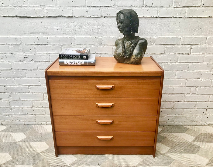 Vintage Chest of Drawers - William Lawerence #709