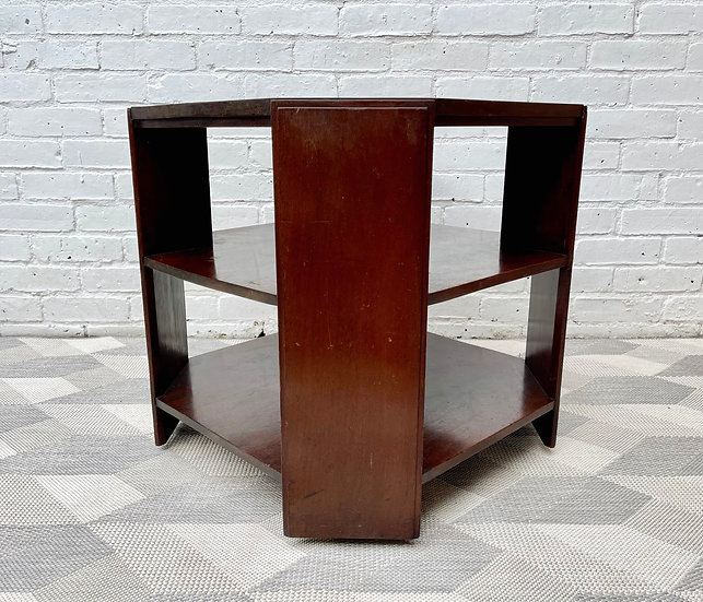 Art Deco Octagonal Coffee Table by Maple & Co