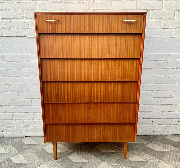 Vintage Chest of Drawers by Avalon #D327