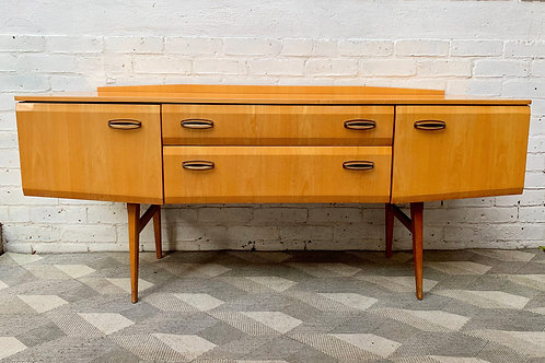 Vintage Sideboard Cabinet with Drawers