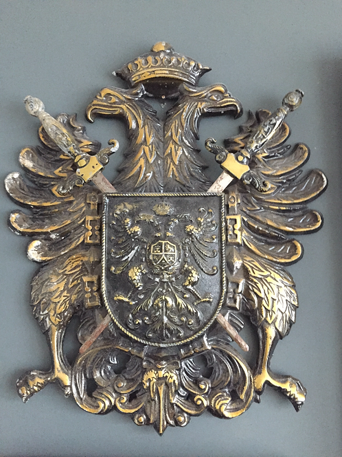 Russian Coat of Arms Shield