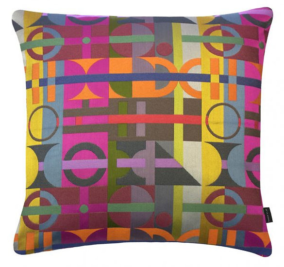 Motion Large Square Cushion - Margo Selby Front