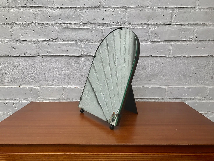 Small Vintage Dressing Table Mirror #431