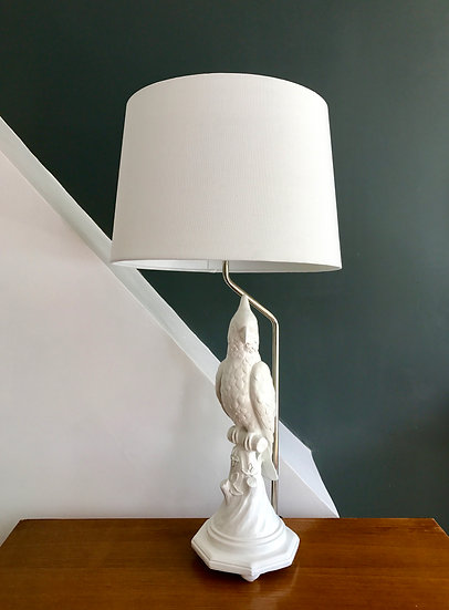 Cockatoo Lamp (Pair available)