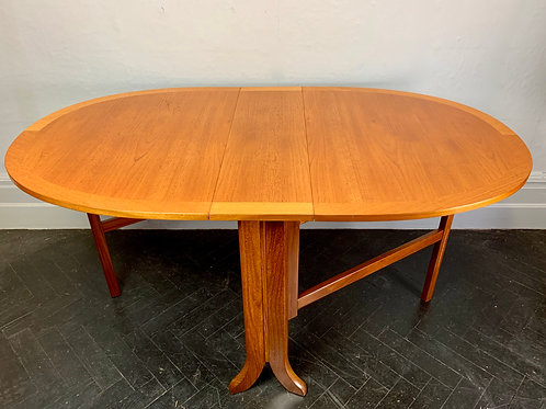 Vintage Folding Dining Table by Parker Knoll #D87