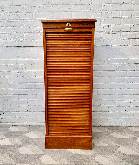 Tambour Cabinet front