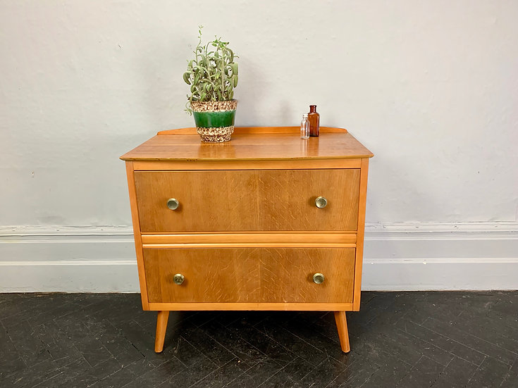 Vintage Chest of Drawers Bedroom #988