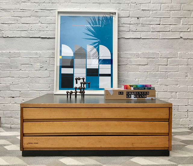 Plan Chest Architect Drawers #340