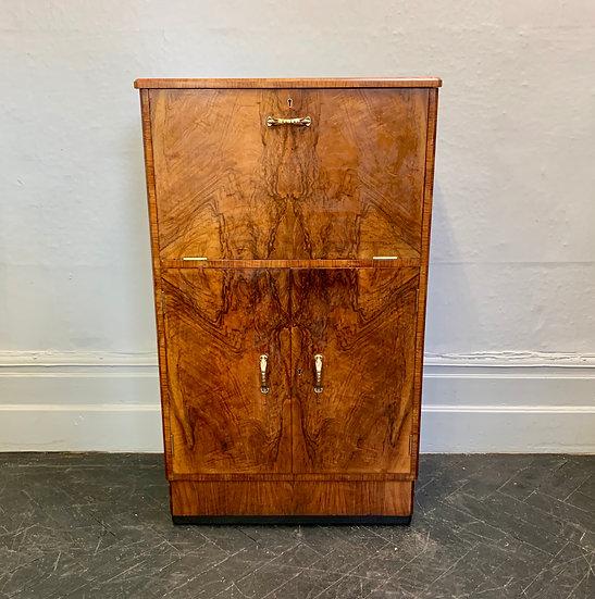 Art Deco Cocktail Drinks Cabinet #D68