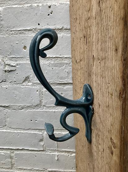 Antique Vintage Art Nouveau Coat Hook #186