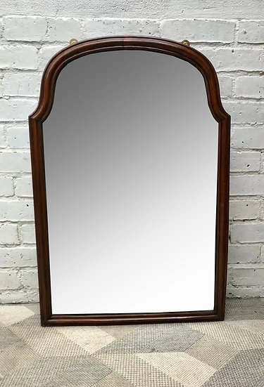 Victorian Wall Mirror Traditional Wooden #752
