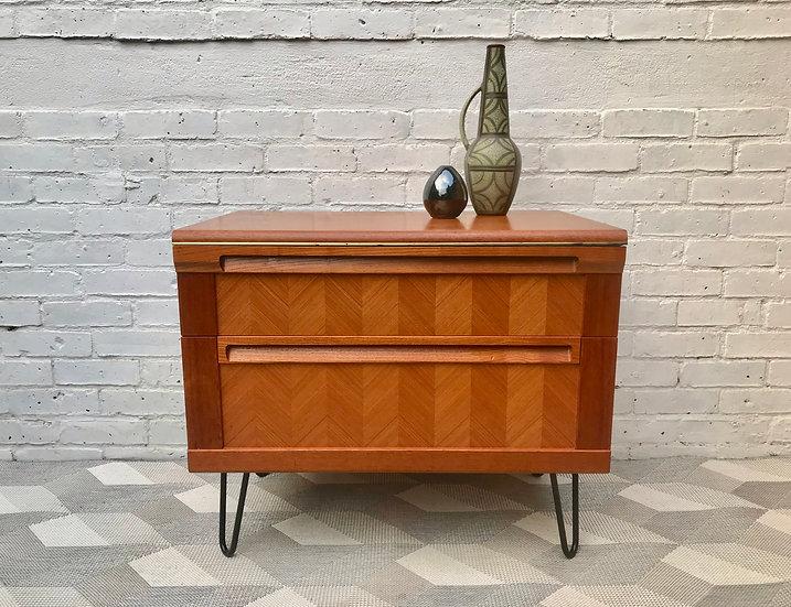 Vintage Retro Small Sideboard Drawers G Plan #503