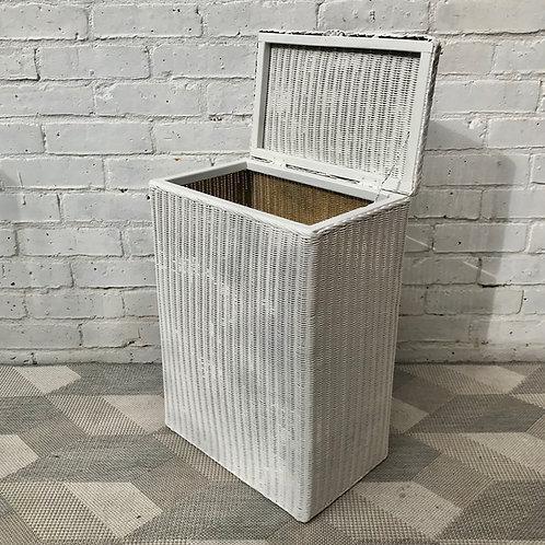 Vintage Lloyd Loom Laundry Basket #841