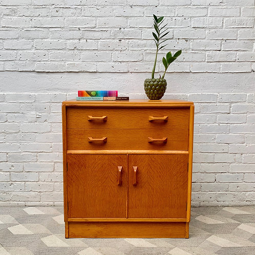 Vintage G Plan Bureau Drawers Cupboard