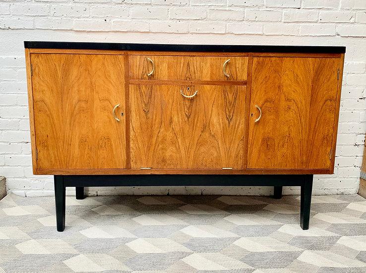 Vintage Art Deco Sideboard Drinks Cabinet  front