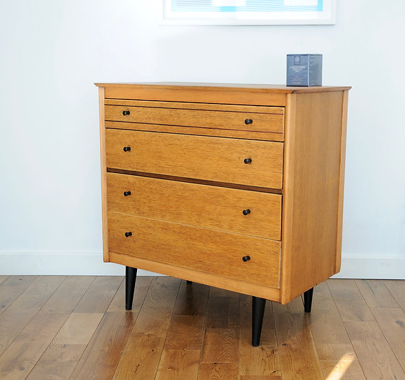LEBUS RETRO CHEST of DRAWERS