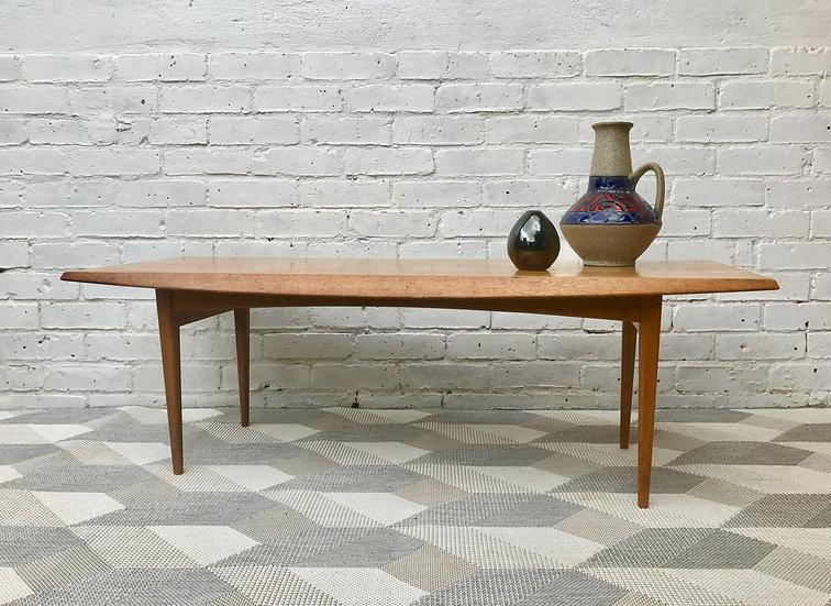 Vintage Retro Gordon Russell Coffee Table #443