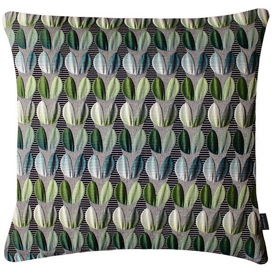 Eden Large Square Cushion Margo Selby front view