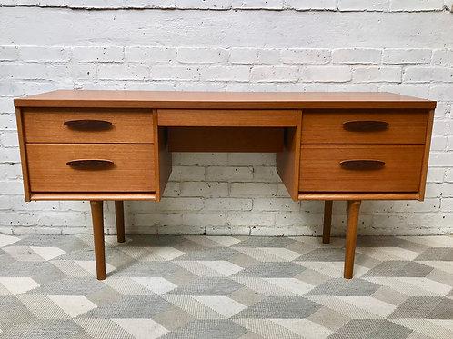 Vintage Retro Dressing Table Desk Sideboard #646