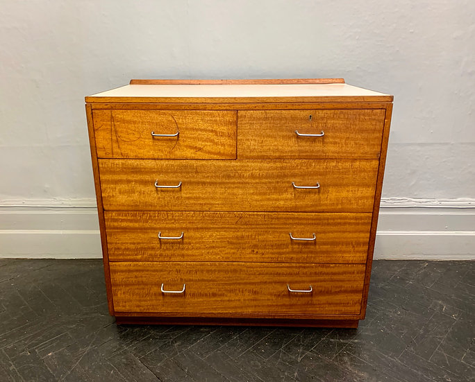 Vintage Chest of Drawers by Ministry of Defence #D52