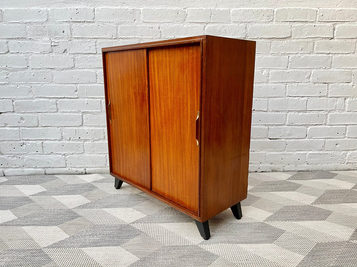 Small Vintage Cabinet by Beaver & Tapley right