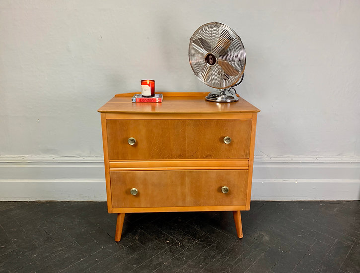Vintage Chest of Drawers Bedroom #989
