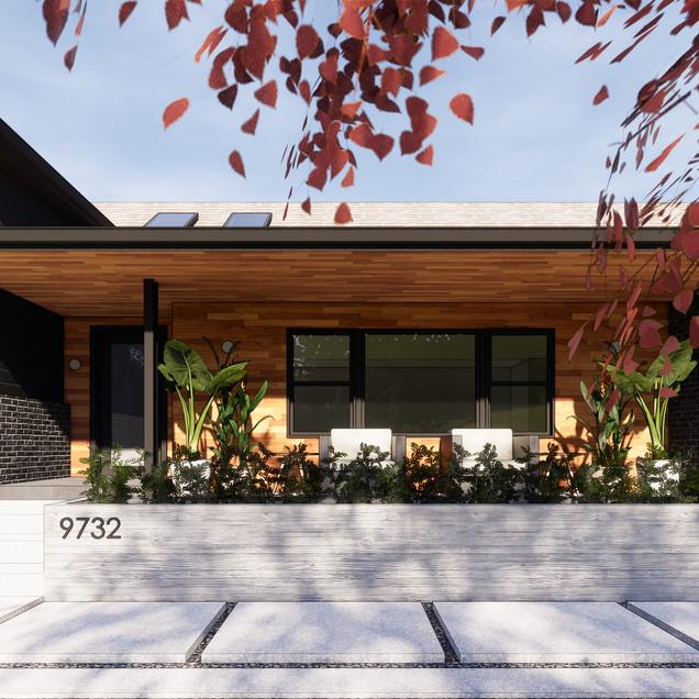 Split Porch